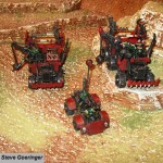 Ork Trukks 105 150x150 40k Terrain: Great Comments from Readers